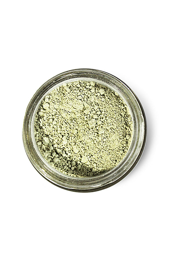Jar of Clay Mask with Matcha and Neem Powder by Anne's Apothecary