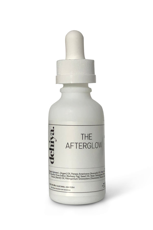 The AfterGlow serum by Dehiya Beauty