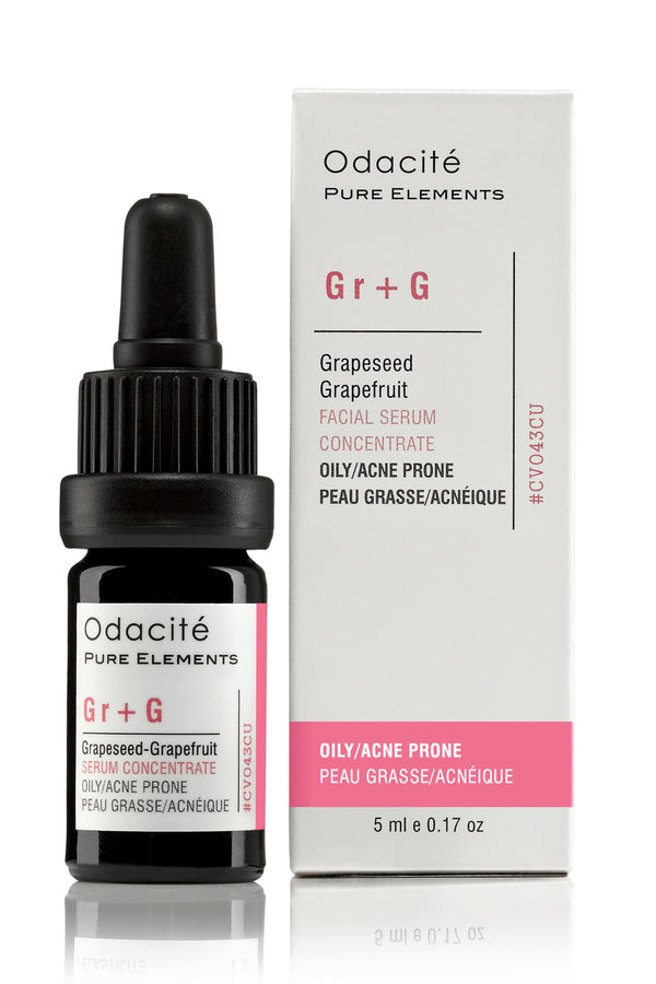 Gr+G Oily/Acne Prone Serum Concentrate