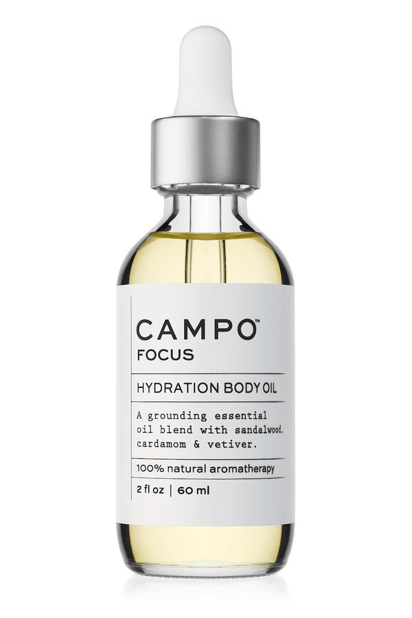 Focus body oil by Campo Beauty