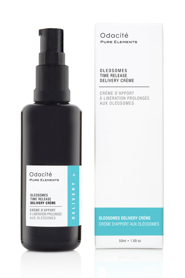 Oleosomes Time Release Delivery Crème