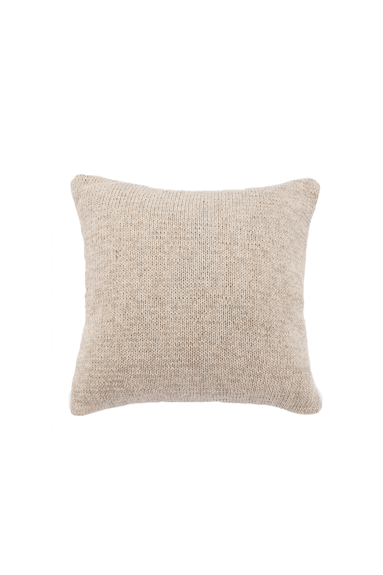 Alhambra Hand Knit Cotton Pillow