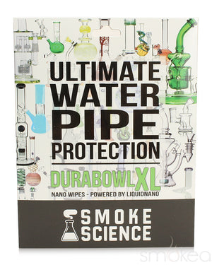 DuraBowl XL Water Pipe Protection Nano Wipes - SMOKEA
