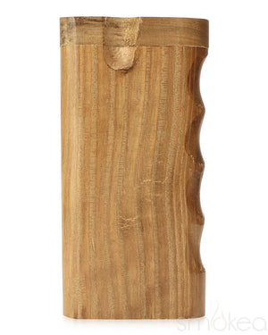 SMOKEA Dugouts Large SMOKEA Wood Twist Top Gripper Dugout