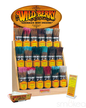 Wild Berry Starter Kit Display