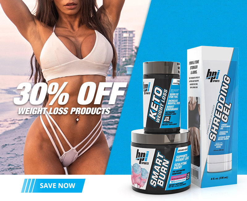 30% Off Weight Loss Products