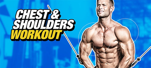 Whitney's Complete Chest & Shoulders Workout'