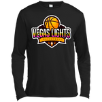 Vegas Lights Moisture Absorbing T-Shir T-Shirts- Warrior Design Co. | Quality Affordable Branding Solutions