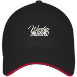 Worship Unleashed Visor Hat