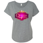 Queens create Queens Dolman Sleeve T-Shirts- Warrior Design Co. | Quality Affordable Branding Solutions