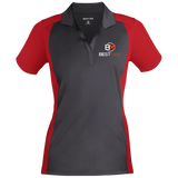Best Man Women's Sport-Wick Polo Polo Shirts- Warrior Design Co. | Quality Affordable Branding Solutions