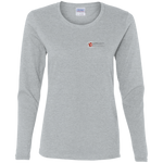 LVCVT Logo LS T-Shirt T-Shirts- Warrior Design Co. | Quality Affordable Branding Solutions
