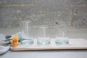 Low Tumbler Glass
