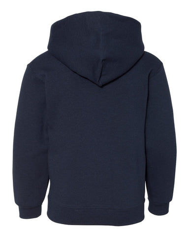 "Youth Dri Power"" Hooded Pullover Sweatshirt"