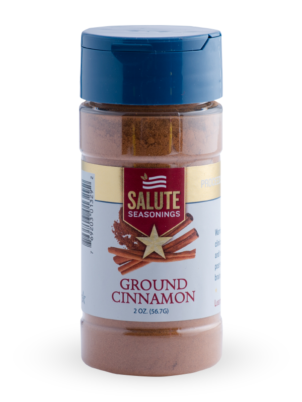 Ground Cinnamon bottle