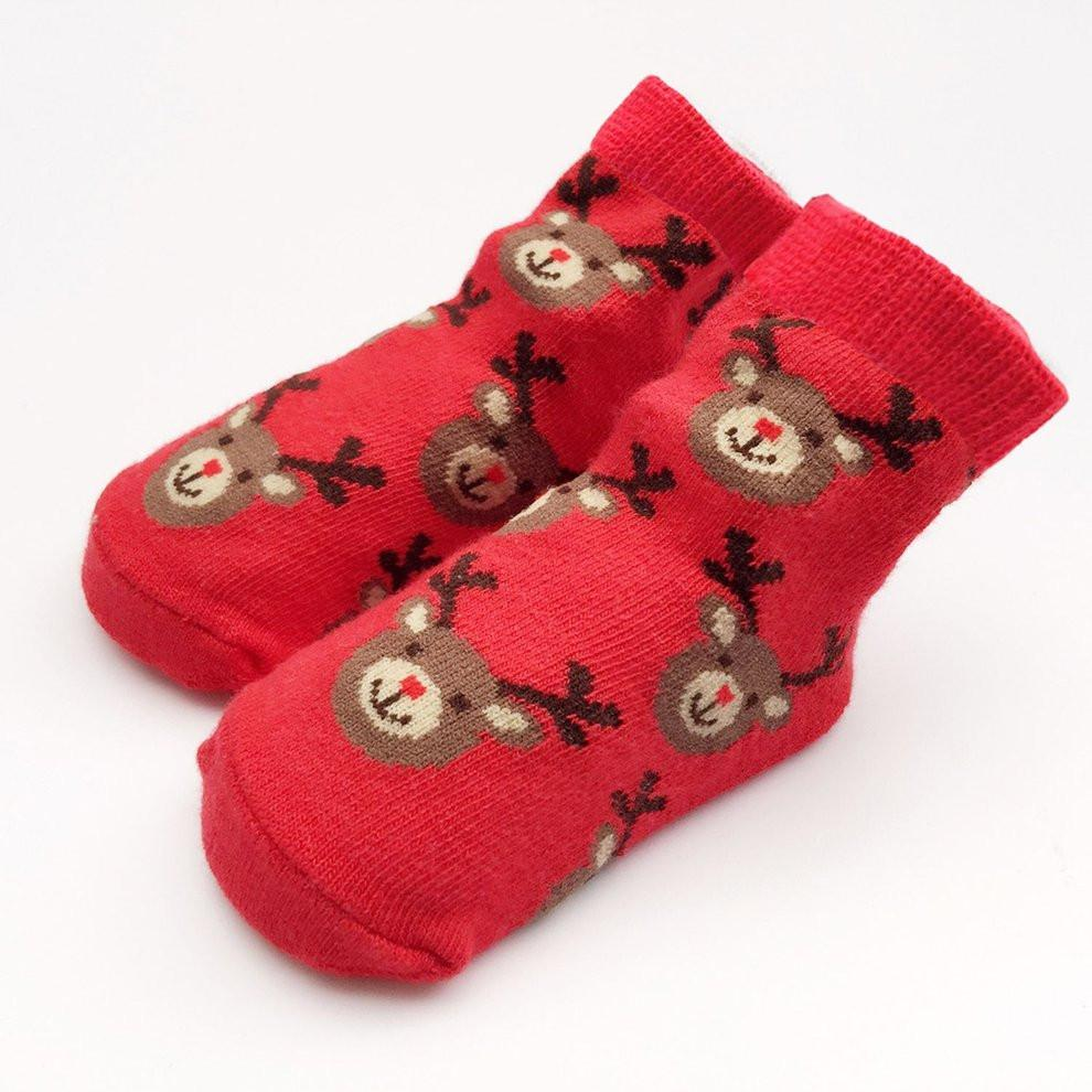 Winter Baby Cotton Socks