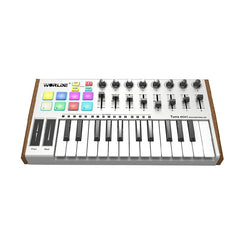 25-Key MIDI Keyboard Controller