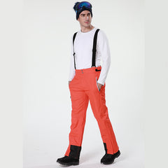 Warm Men's Ski Pants