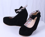 Women High Heels Shoes Plus Size