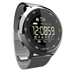 Waterproof Bluetooth Smart Watch Sports Pedometers For IOS /Android