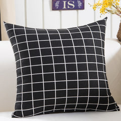 Geometry Pattern Cushion Cover