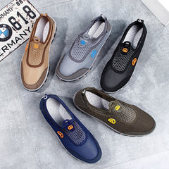 Men's Summer Slip-on Walking Sneakers