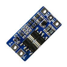2S 10A 8.4V 18650 Lithium Protection Board