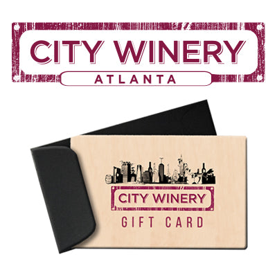City Winery $100 Gift Card