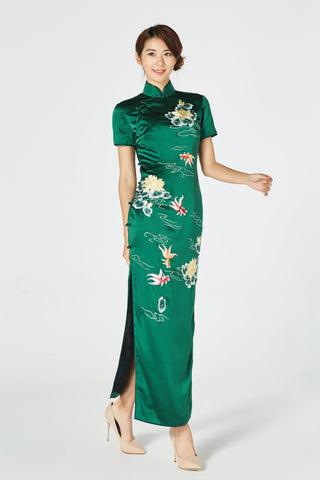 East-Meets-Dress-Chinese-Wedding-Dress-Cheongsam-Qipao-Ming-Na-Dress