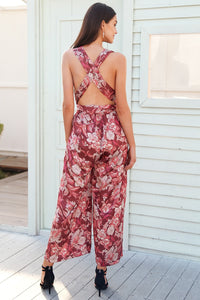Spring in the Air Jumpsuit - Sotra Fashion