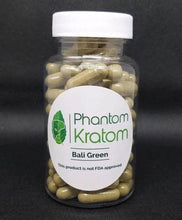 Load image into Gallery viewer, Bali Green Kratrom Capsules