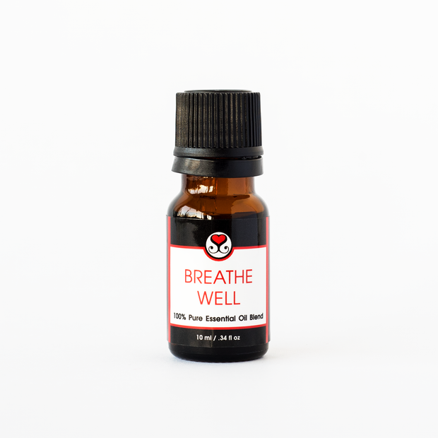 Breathe Well - 100% Pure Essential Oil Blend