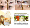 Image of Bright Gold Osmanthus Eye Mask - Eliminate Dark Circle & Removing Eye Bags