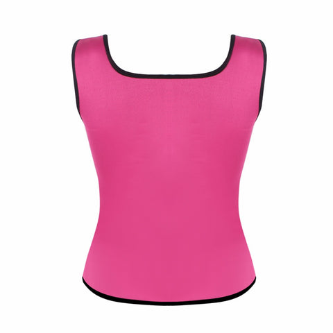 Plus Size Neoprene Sweat Sauna Hot Body Shapers Vest S to 2XL