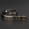 Image of CoolSteel Titanium Magnetic Therapy Bracelet for Men