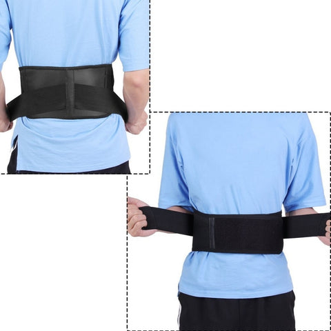 Self-heating Infrared Magnetic Therapy Tourmaline Lumbar S/M/L