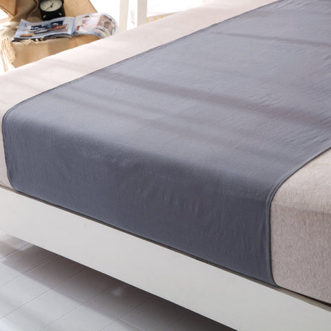Earthing Grounded Half bed Sheet (90 x 280cm)