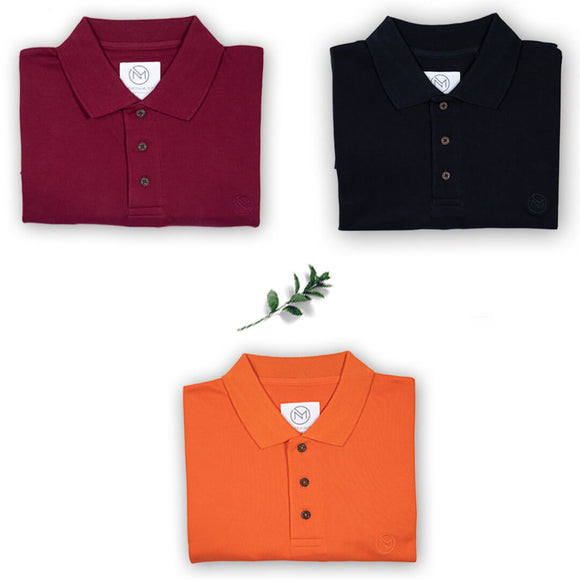 polo t shirts combo offer