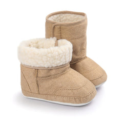 Soft Sole Snow Boots