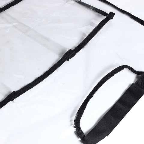 Auto Seat Back Protector Cover