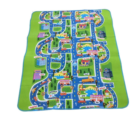 City Design Kids Play Mat