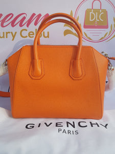 Authentic Givenchy Antigona Small Long Strap how much