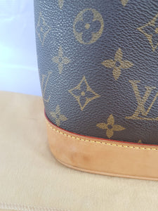 Authentic Louis Vuitton Alma Monogram buy sell