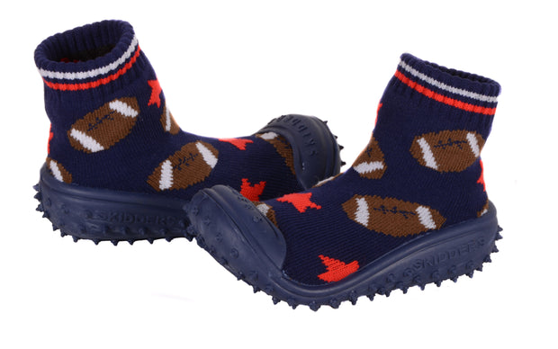Skidders Baby Toddler Boys Grip Shoes Style 1146BF - Skidders.com