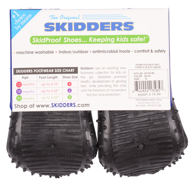 Skidders Baby Toddler Boys Shoes Style XY3414 - Skidders.com