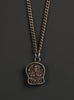 Ganesh Amulet Men's Necklace