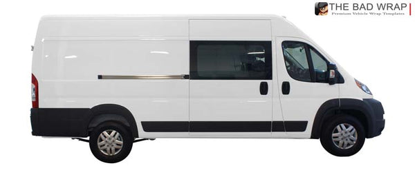 "2014 RAM ProMaster 3500 Extended High Roof 159"" WB 1854"
