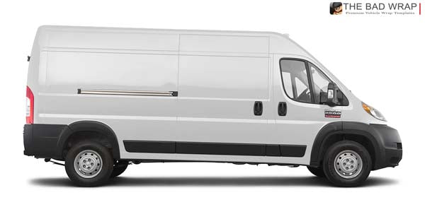 2019 RAM ProMaster 2500 Cargo High Roof 159WB 3070