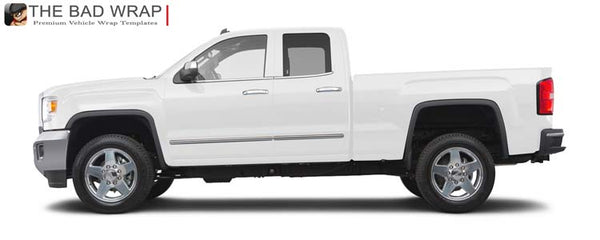1258 2015 GMC Sierra 2500HD SLT Extended Cab Standard Bed