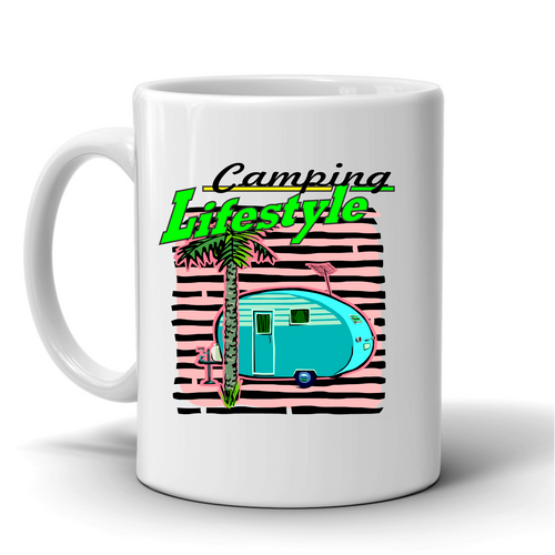 Camping Lifestyle /  Coffee Mug